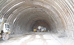 Tunnel Deoli End LHS Back filling in progress