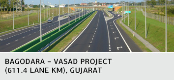 BAGODARA - VASAD ROAD PROJECT